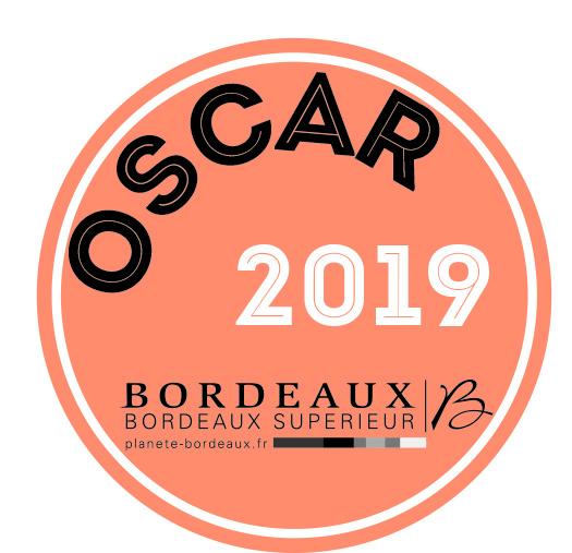Macaron Oscar crémant 2019