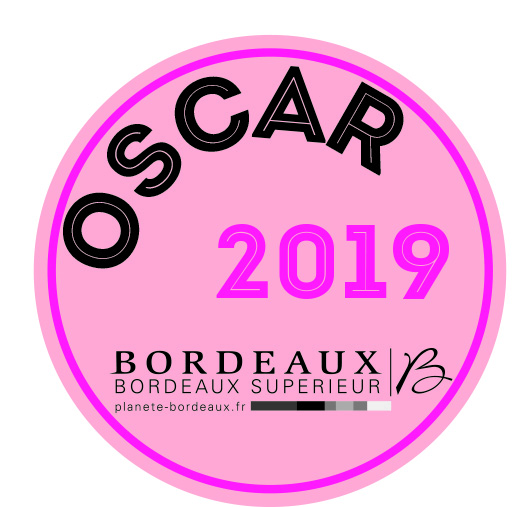Macaron Oscar rosé 2019