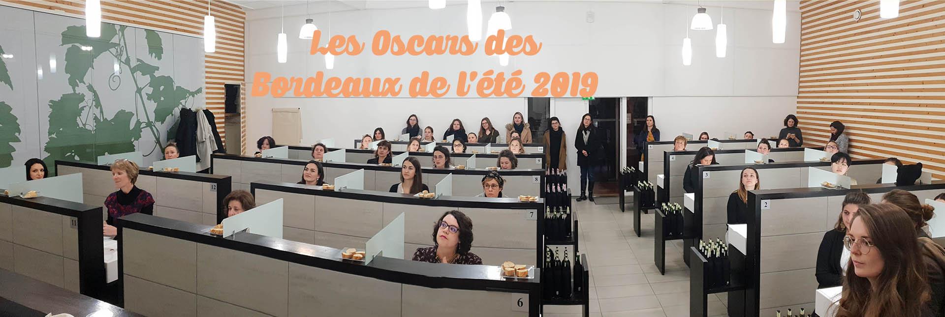 Présélection des Oscars des Bordeaux de l'Ete