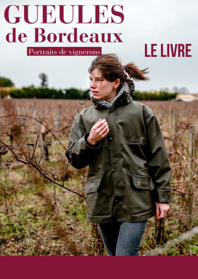 Belles Gueules de Bordeaux : le livre