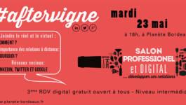 #aftervigne N°3 : salon professionnel et digital