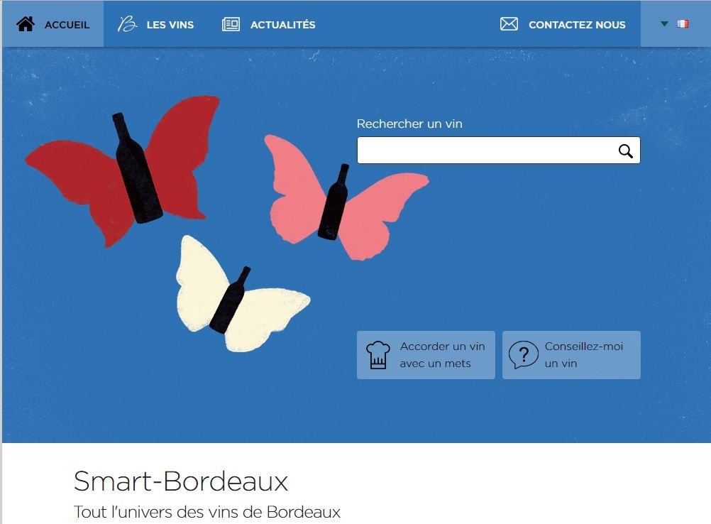 Smart Bordeaux - Noms de Châteaux