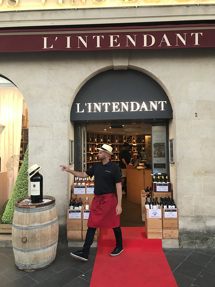 Bordeaux fête vendanges week-end