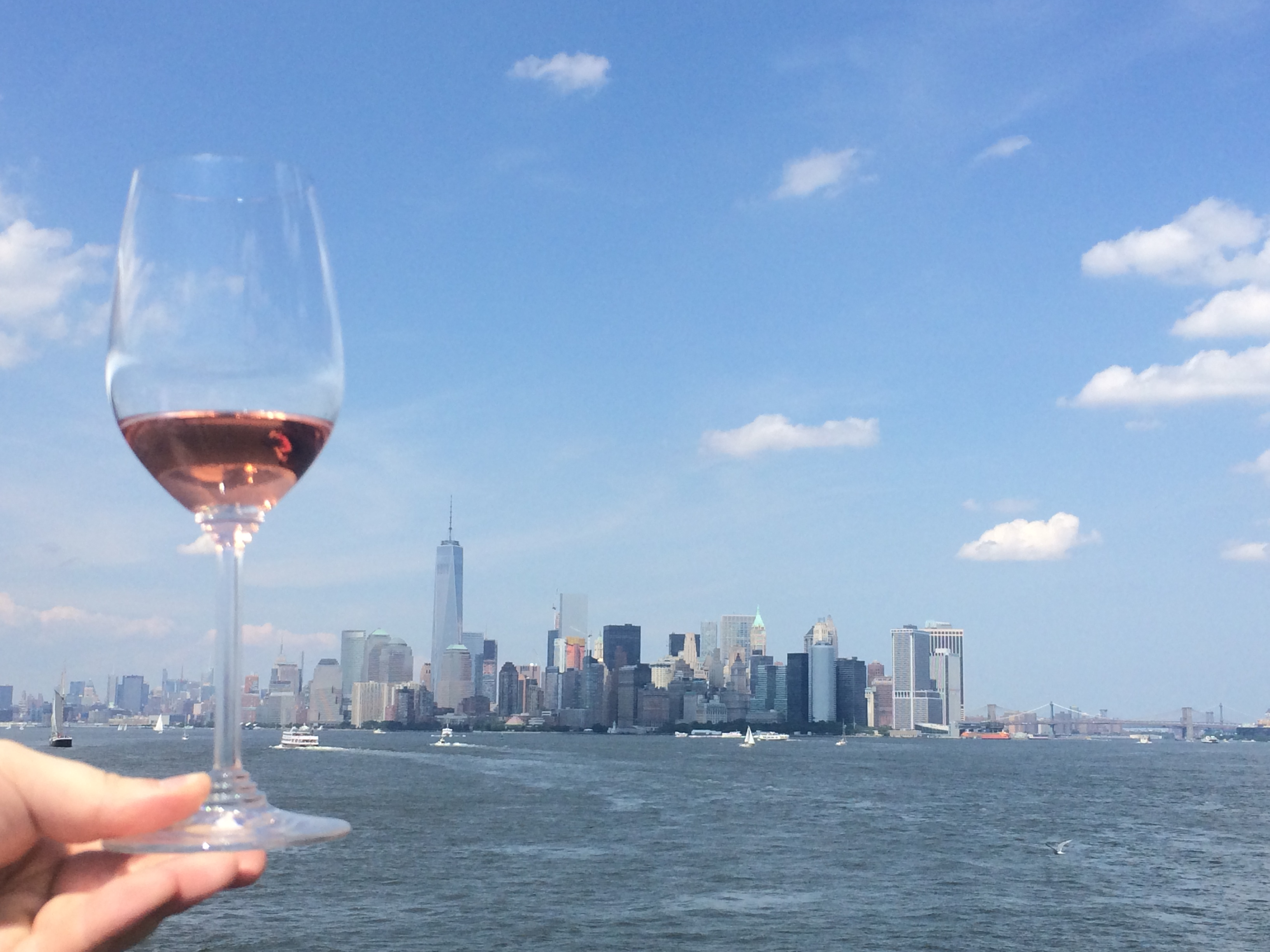 Vinexpo New-York avec les AOC Bordeaux