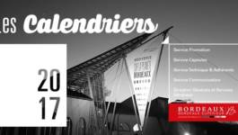 Les calendriers 2017