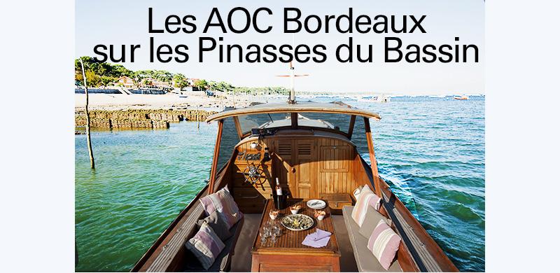 Planète Bordeaux et Les Pinasses du Bassin