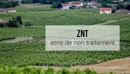 ZNT – zone de non traitement