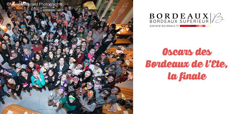 Les Oscars des Bordeaux de l'Eté 2020