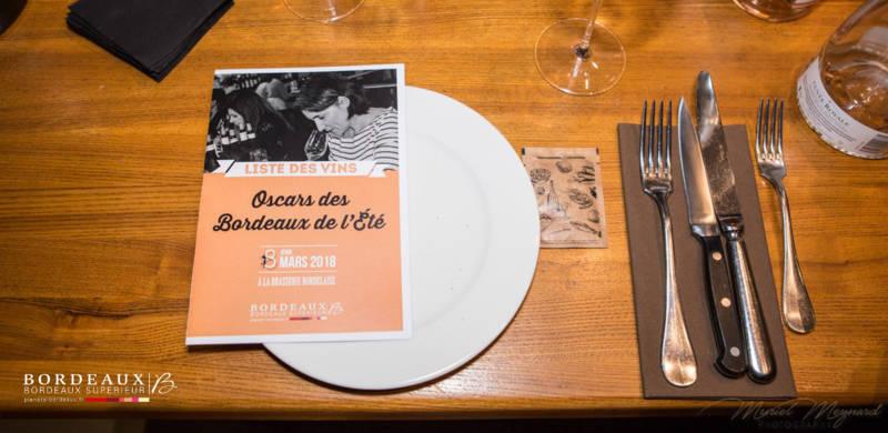 Oscars des Bordeaux l'été