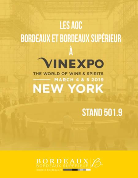 VINEXPO NEW YORK 2019
