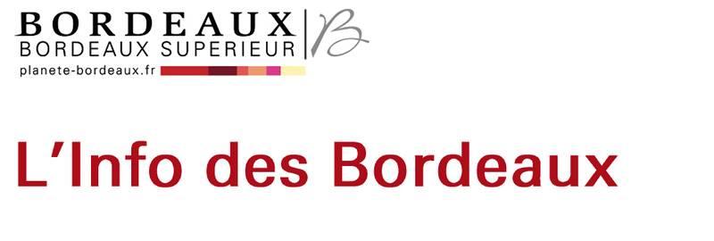 L'INFO DES BORDEAUX N°37/2016